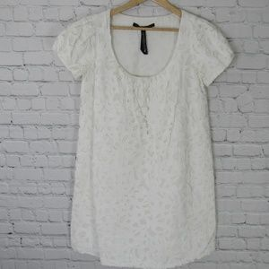 Robert Rodriguez Dress Womens Size 6 White